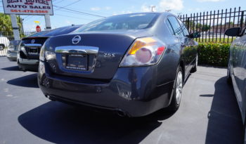 2012 NISSAN ALTIMA S full