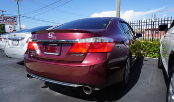 2013 HONDA ACCORD full