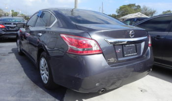 2013 NISSAN ALTIMA S full